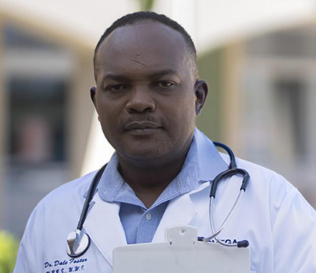Dr. Dale Foster, M.B.B.B (UWI)